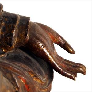 open hand giving