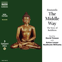The Middle Way: The Story of Buddhism CD by Jinananda