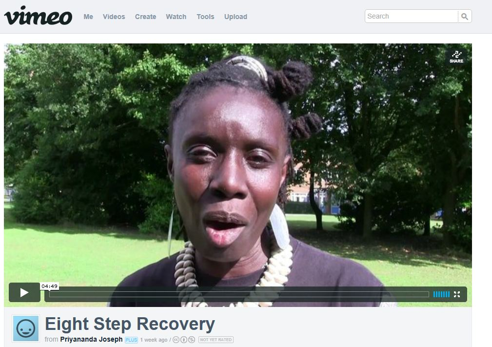 Help support our new book, 'Eight Step Recovery: Using the Buddha's Teachings to Overcome Addiction'