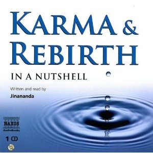 Karma and Rebirth in a Nutshell CD by Jinananda