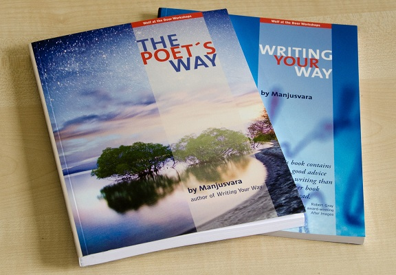 Featured Titles: 'Writing Your Way' and 'The Poet's Way' by Manjusvara
