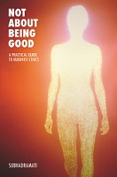 There's just one month to go until the release of Subhadramati's 'Not About Being Good'…