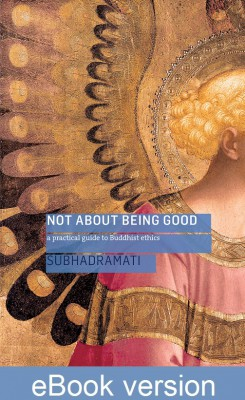 Not About Being Good new ebook