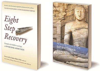 Introducing our forthcoming releases: Eight Step Recovery and Perspectives on Satipaṭṭhāna