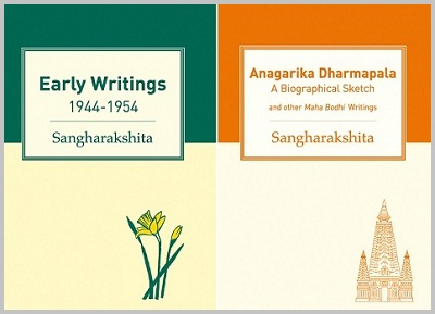New books by Sangharakshita now available!