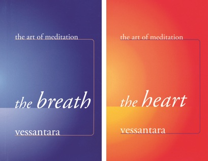 Featured Titles: 'The Breath' and 'The Heart' by Vessantara