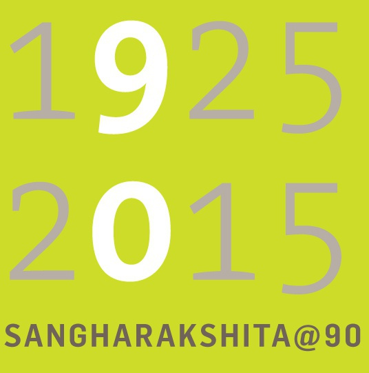 Sangharakshita@90 – just six weeks to go!