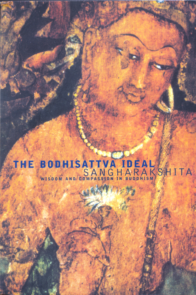 Celebrating the Triratna International Retreat with 20% off Sangharakshita's 'The Bodhisattva Ideal'