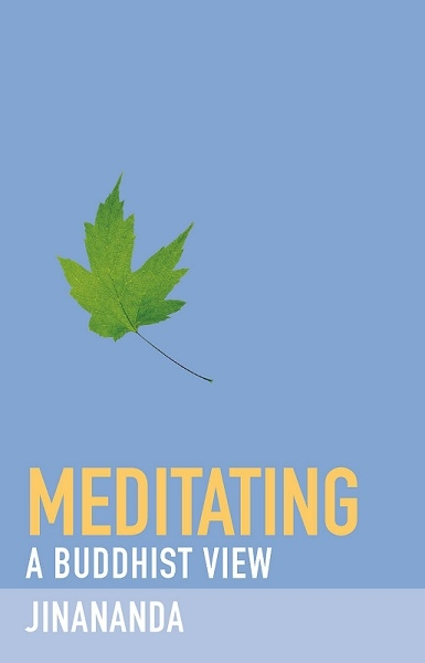 Meditating: A Buddhist View by Jinananda