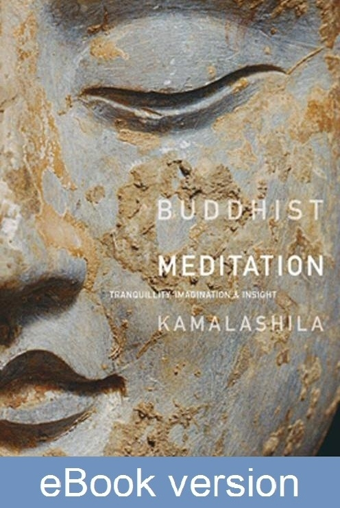 Buddhist Meditation DRM free eBook (epub & mobi formats) by Kamalashila