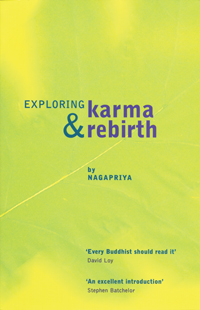 'Karma, Interdependence, and Blame' – an article by Nagapriya, author of 'Exploring Karma and Rebirth'
