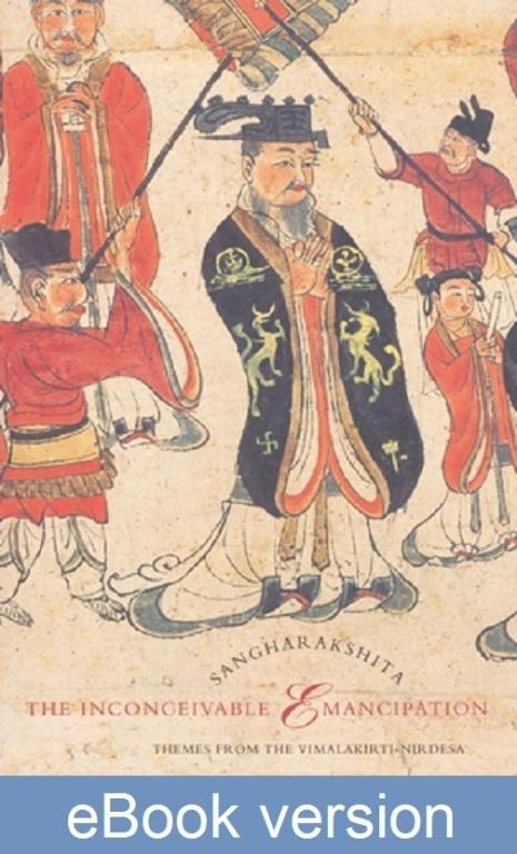 The Inconceivable Emancipation DRM-free eBook (epub & mobi formats) by Sangharakshita
