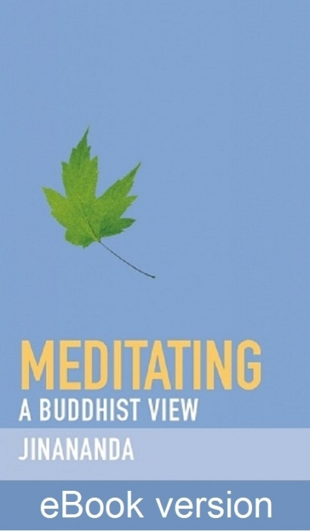 Meditating DRM-free eBook (epub and mobi formats) by Jinananda