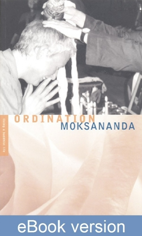 Ordination DRM-free eBook (epub & mobi formats) by Moksananda