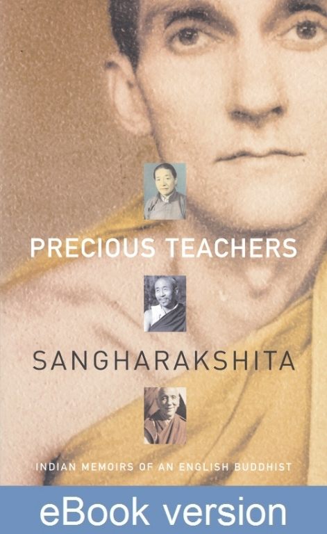 Precious Teachers DRM-free ebook (epub & mobi formats) by Sangharakshita