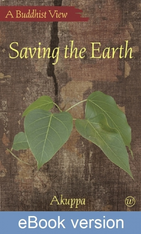 Saving the Earth DRM-free eBook (epub & mobi formats) by Akuppa