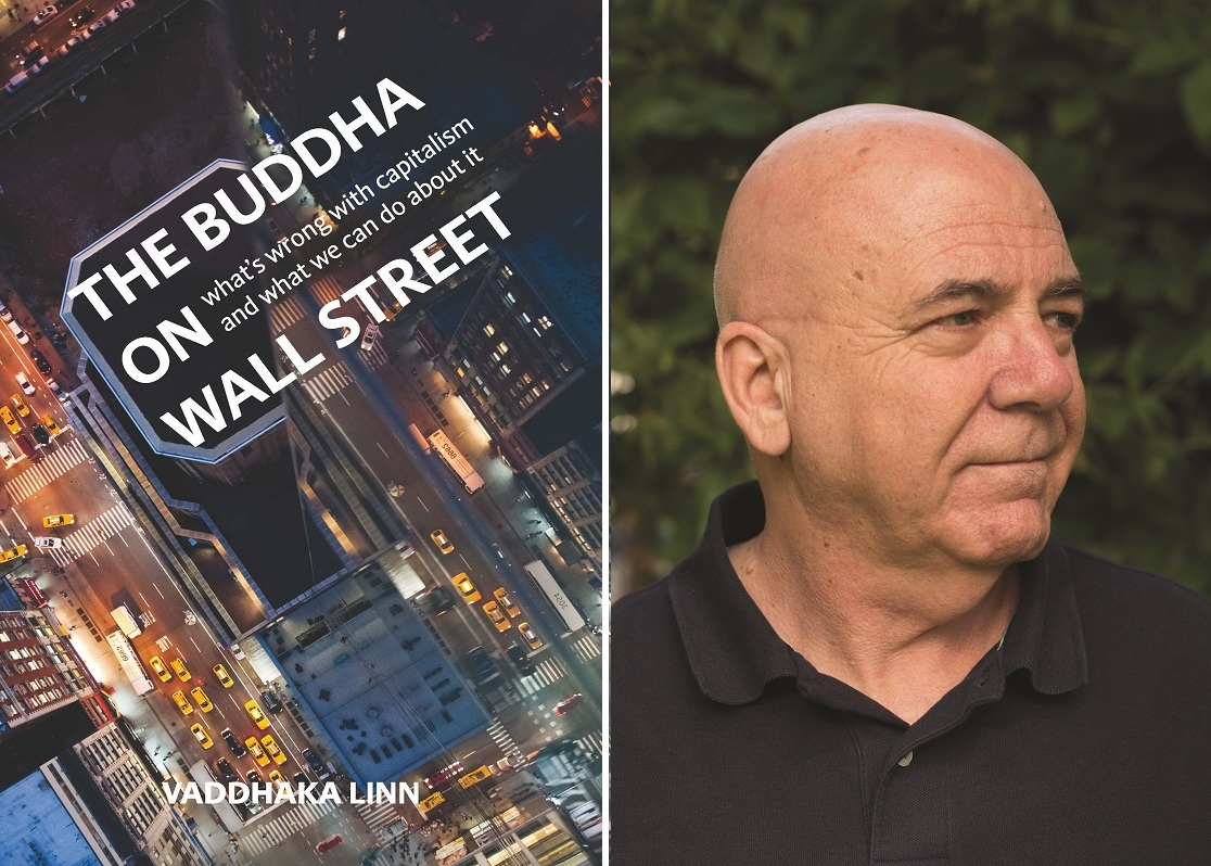 The Buddha on Wall Street on tour – Vaddhaka is coming to a Buddhist Centre near you!