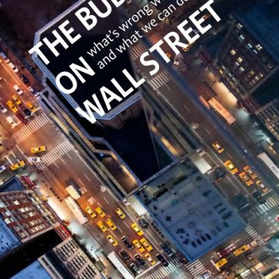 The Buddha on Wall Street: What's Wrong with Capitalism and What We Can Do about It by Vaddhaka LinnTitle page