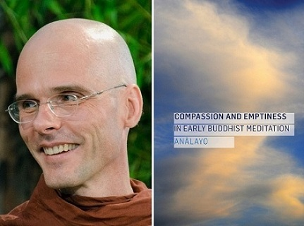 Anālayo's Compassion and Emptiness in Early Buddhist Meditation – available now!