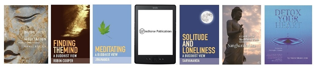 New ebooks from Windhorse Publications!