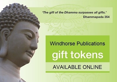 Give a Windhorse Publications eGift Card this Buddha Day!