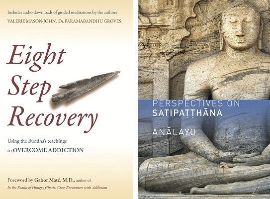 'Eight Step Recovery' and 'Perspectives on Satipaṭṭhāna' are now available!