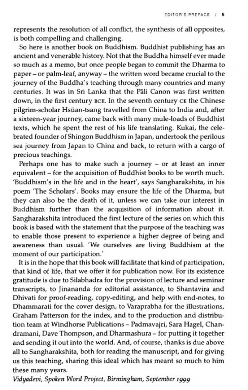 Editor's Preface p5