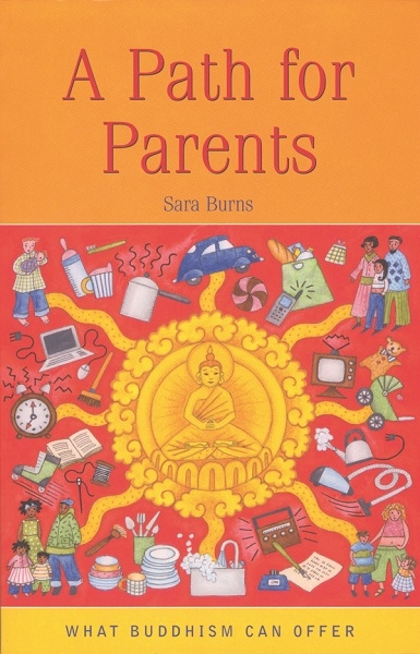 An interview with Sara Burns, author of 'A Path for Parents'