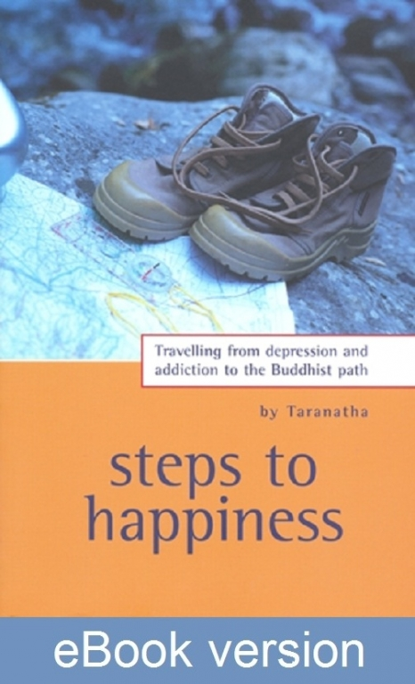 Steps to Happiness DRM-free eBook (epub & mobi formats) by Taranatha