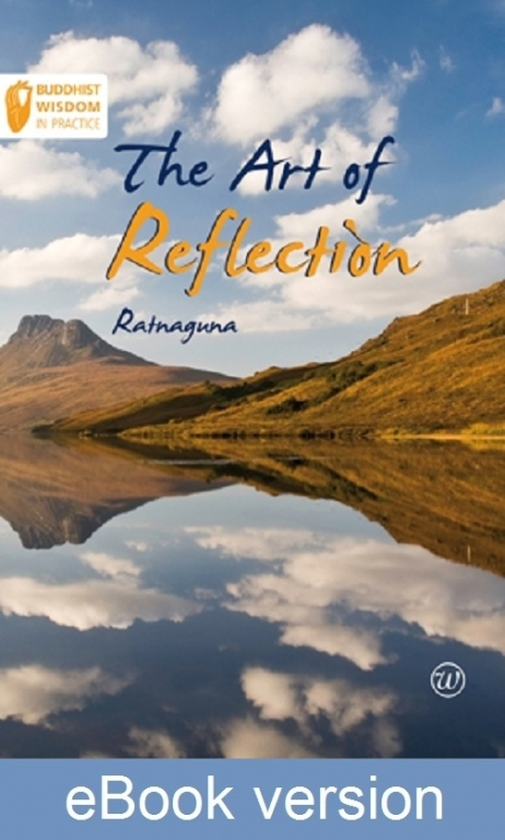 The Art of Reflection DRM-free eBook (epub & mobi formats) by Ratnaguna