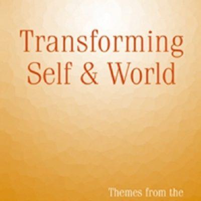 Transforming Self & World DRM-free eBook (epub & mobi formats) by Sangharakshita