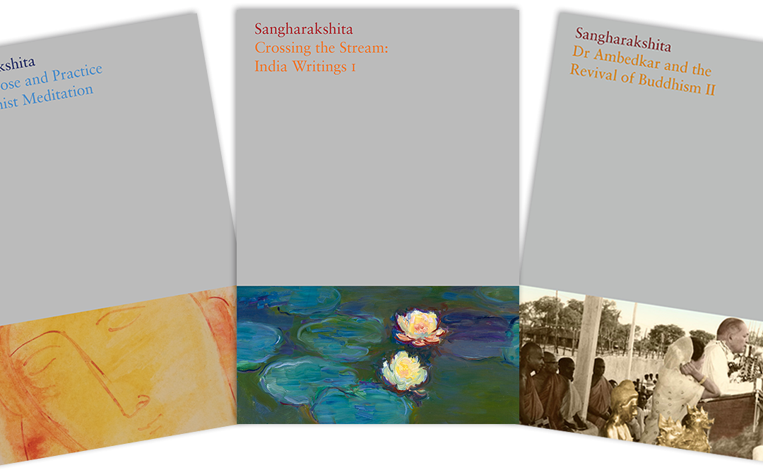 News about Sangharakshita's Complete Works